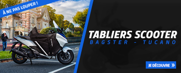 Tablier Scooter